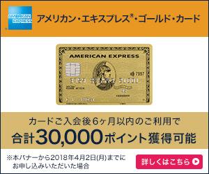 カード入会後6か月以内のご利用で合計30,000ポイント獲得可能