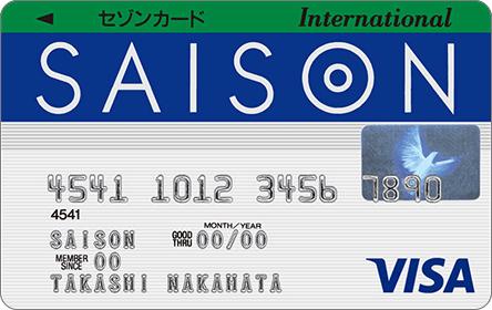 SAISON VISA CARD