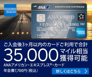ANA AMEX カードバナー(20191001~20200331)