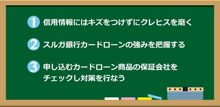 スルガ銀行,審査,コツ