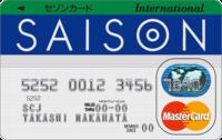 SAISON MASTER CARD