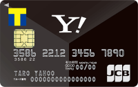 Yahoo! JAPANカード JCB