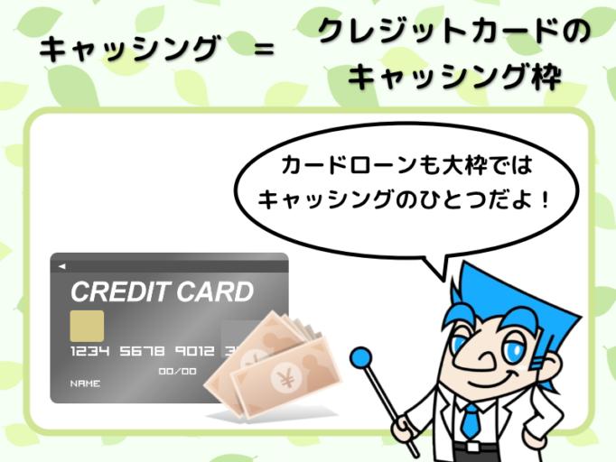 キャッシング,クレジットカード,借り入れ