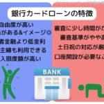 銀行カードローンの選び方と基準とは?FP監修