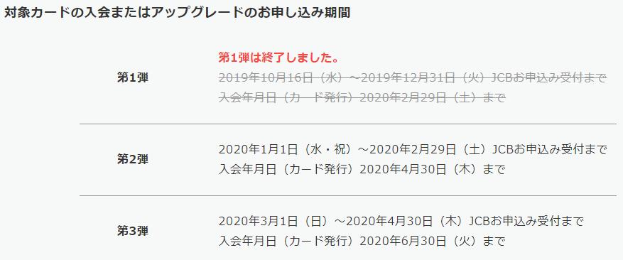ANA JCBカード 入会キャンペーン公式A
